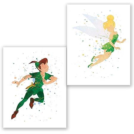 CANVAS Tinker Bell Fairy#1 Art Print POSTER