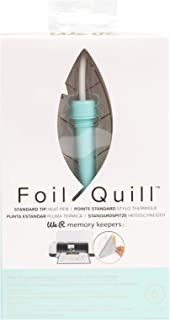 We R Memory Keepers 660691 0633356606918 Foil Quill-Standard Tip Pen (6 Piece), Multi