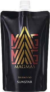 【Amazon.co.jp限定】 MAGMAS(マグマス) メンズ 亜鉛導入 シャンプー ボリュームアップ & スカルプケア エナジーハーブタイプ 詰替え用 320ml