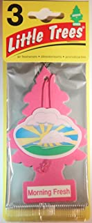 Air Freshener Morning Fresh Little Trees 3-Pack