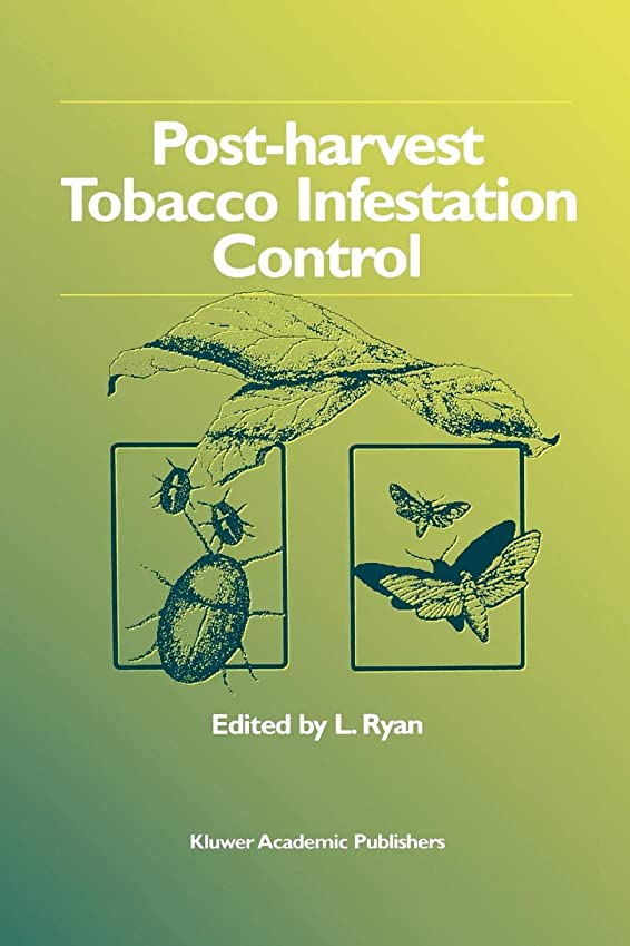 ジャムスリップ祝福するPost-harvest Tobacco Infestation Control