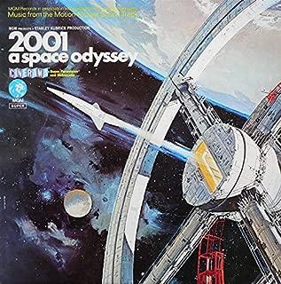 2001 A Space Odyssey Original Motion Picture Soundtrack - Stanley Kubrick - Vinyl Record LP Gatefold Album - S1E-13ST Classical Music
