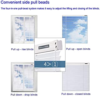 bathroom roller blinds no drilling