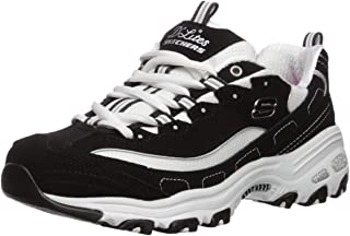 Skechers Sport Women's D'Lites Biggest Fan Fashion Sneaker
