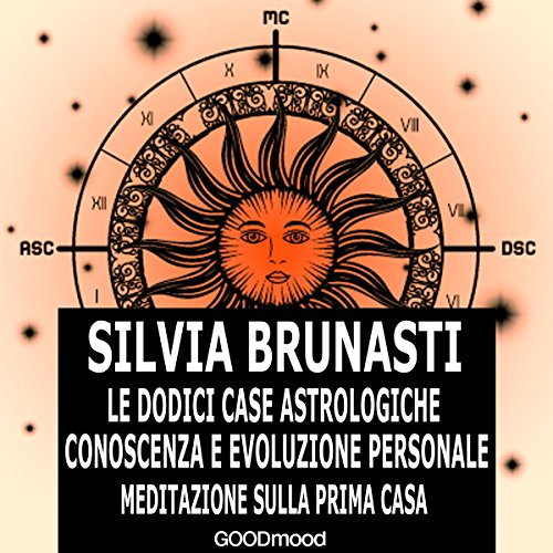 Le dodici case astrologiche audiobook cover art