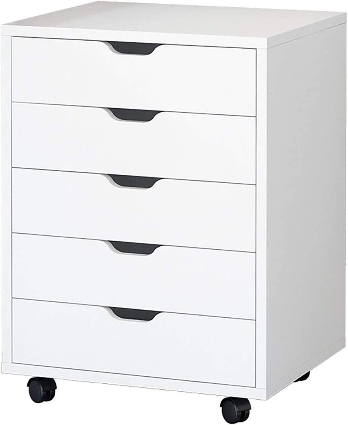 HMBB Office Same day shipping Storage Cabinet Cheap SALE Start 5 Wheels with Drawers Filing