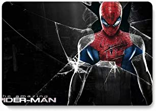 Hard Case for MacBook Pro 15 inch with Retina Display Model A1398 - AQYLA Smooth Touch Matte Plastic Rubber Coated Protective Shell Cover - Spiderman 22