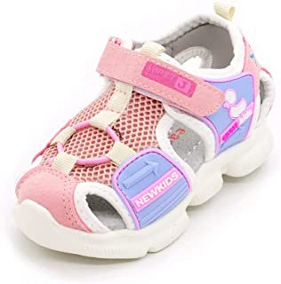 Kids Shoes Boys Girls Closed Toe Summer Beach Sandals Shoes Sneakers