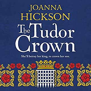 The Tudor Crown audiobook cover art