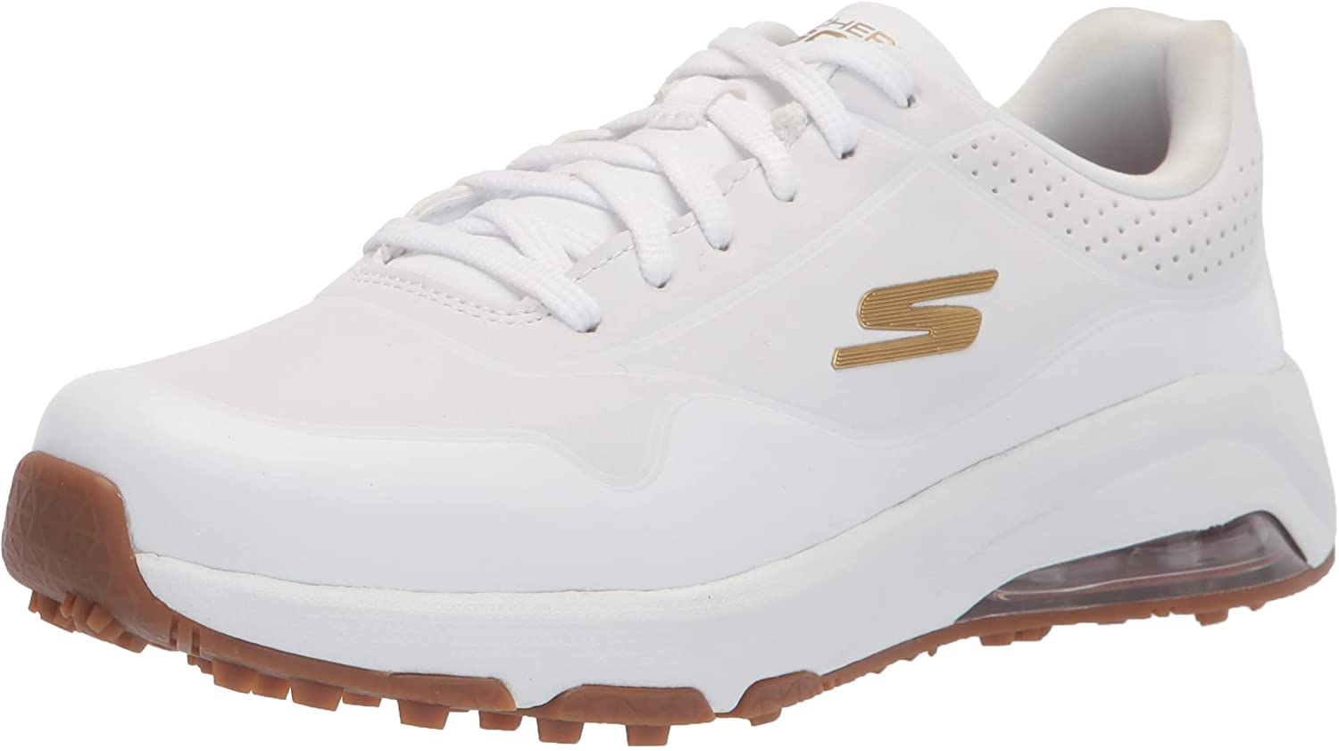 Skechers Women's Skech-air Dos Relaxed Spikeless Fit Shoe Golf Fixed price for sale Max 55% OFF