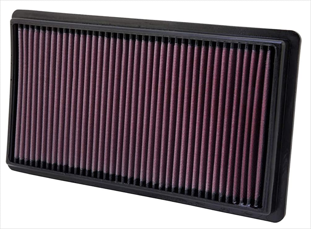 K&N 33-2395 High Performance Replacement Air Filter