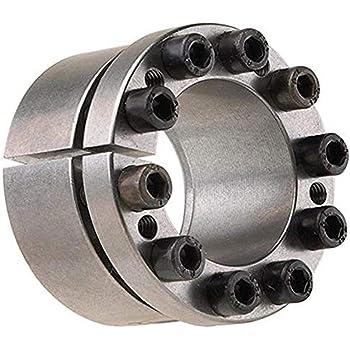 5.12 Width 5.118 OD 3.4375 ID 16 Locking Screws M10 x 25 Screw Size Fenner Drives B402307 B-Loc Shrink Disc