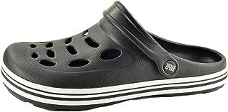 Cloxx Mens Ladies Unisex Garden Hospital Kitchen Beach EVA Slip On Clogs Shoes Size UK 3-12