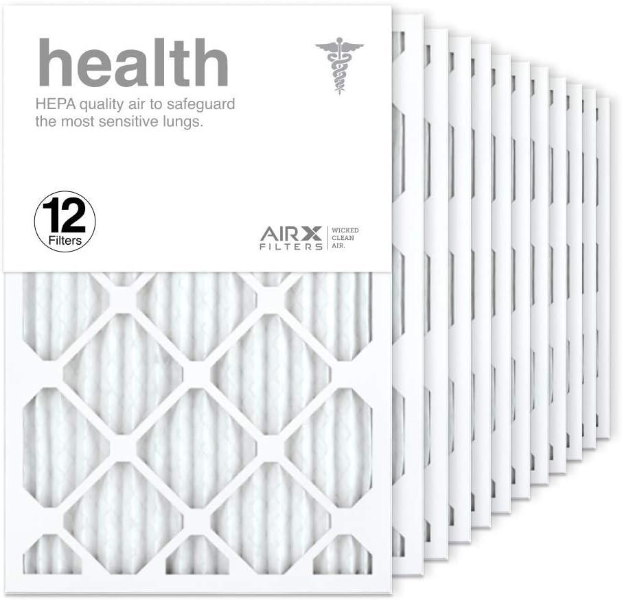 AIRx Filters 16x25x1 Air Filter MERV Pleated HVAC Industry No. 1 Washington Mall AC Furnace 13