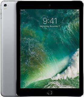 Apple iPad Pro 128GB Gris - Tablet (Tableta de tamaño Completo, IEEE 802.11ac, iOS, Pizarra, iOS, Gris) (Reacondicionado)
