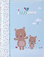Betco Libro de Memorias para Bebé, color Azul