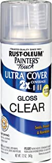 Painter's Touch® 2X™ 12 Oz Clear Cover Spray Paint Gloss [Set of 6]