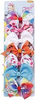 JoJo Siwa New 7 Day Bow Set Girls Beautiful Hair Accessories