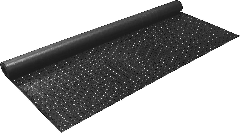 IncStores Denver Mall 5% OFF 2.5mm Thick Commercial-Grade Nitro Garage Floor M Roll