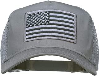American Flag Patch 5 Panel Mesh Cap