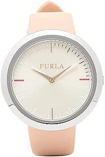 [フルラ] 腕時計 レディース FURLA R4251103505 866668 マグノリアピンク/シルバー [並行輸入品]