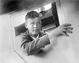 Charles Lindbergh N(1902-1974) American Aviator In The Cabin Of The Spirit Of St Louis Shortly Before Taking Off For Paris From Roosevelt Airfield New York 20 May 1927 Poster Print by (24 x 36)
