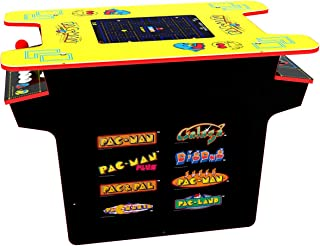 ARCADE1UP Head2HeadTabletop Game (Street Fighter, Black )
