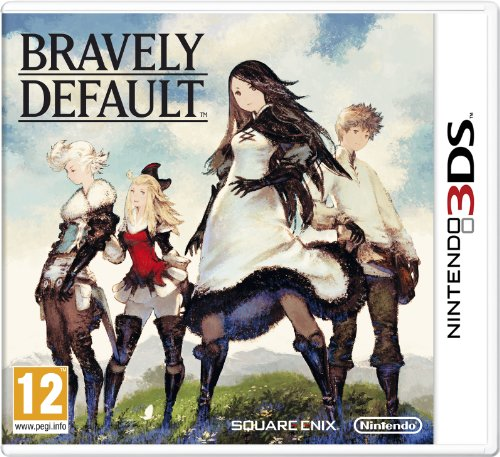 Bravely Default [Importación Francesa]