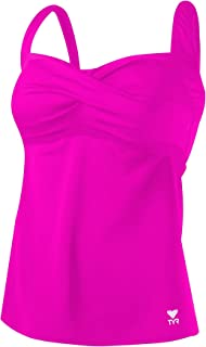 Tyr Women's Twisted Bra Tankini Top