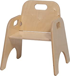 Steffy Wood Products 9-Inch Toddler Chair