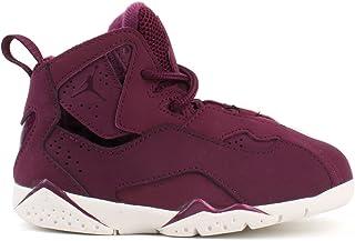 91057b72f2a42 Jordan Nike Air True Flight BT Boys  Toddler Basketball Shoes Bordeaux