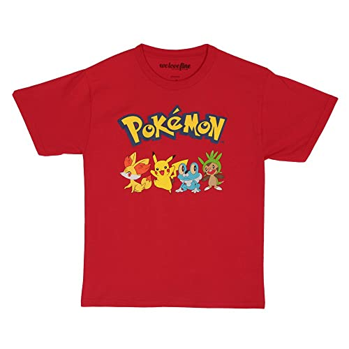 165680be Pokemon T Shirts: Amazon.com