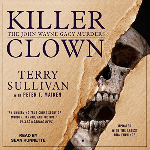 Page de couverture de Killer Clown