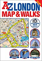A-Z London Map and Walks (Street Maps & Atlases S.)