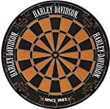 Harley-Davidson 61978 Traditional Bristle Dartboard