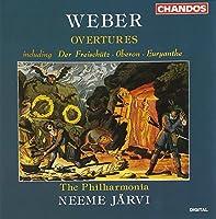 Von Weber:Overtures