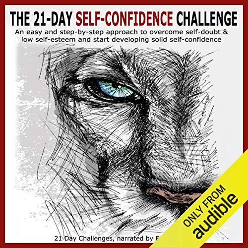The 21-Day Self-Confidence Challenge cover art