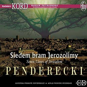 Penderecki, K.: Symphony No. 7