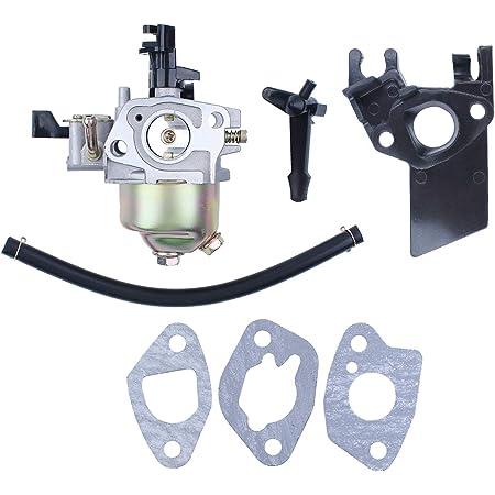Haishine Vergaser Dichtung Choke Rod Isolator Spacer Ölschlauch Kit Fit Honda Gx160 Gx200 168f 5 5 6 5hp 2kw 196ccm 163ccm Motorgenerator Baumarkt