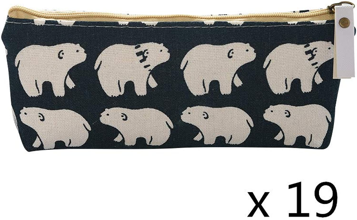 19x Universal Pencil Case Style A