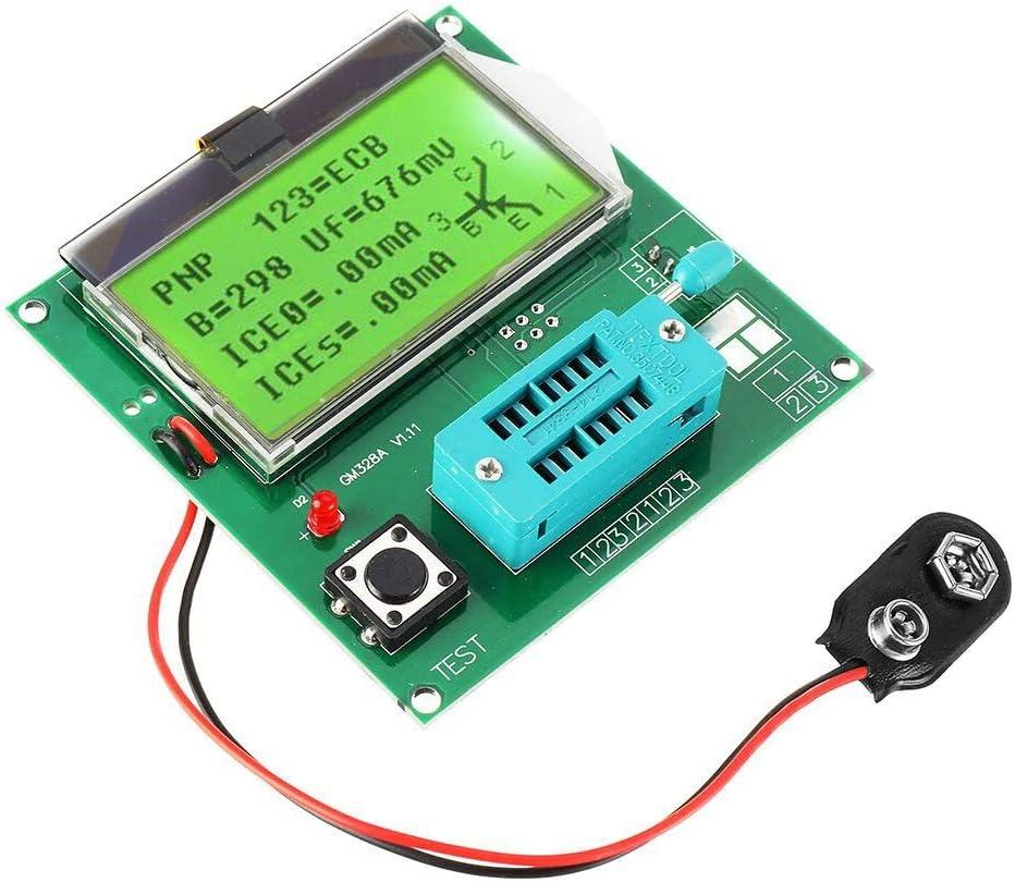 KEPUSHIYE Transistor Import Tester Capacitance New products, world's highest quality popular! RLCPWMESR ESR Meter LCR