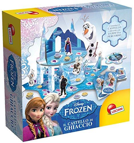 Lisciani Giochi- Disney LISCIANI Frozen Grande Gioco Ca 51274 Giochi Didattici/Educativi Creativi, Multicolore, 8008324051274