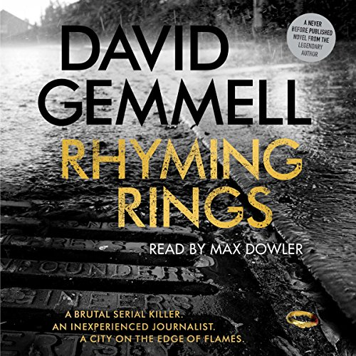 Rhyming Rings audiobook cover art
