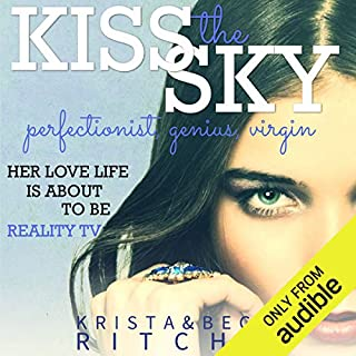 Kiss the Sky: Calloway Sisters, Book 1 audiobook cover art