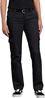 Women's Relaxed Fit Stretch Cargo Straight Leg Pant