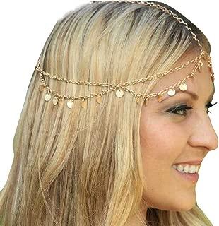Best gold arabian headpiece Reviews