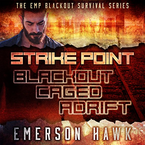 Strike Point - the Trilogy audiobook cover art