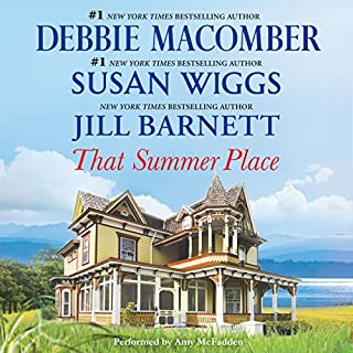 That Summer Place audiobook cover art