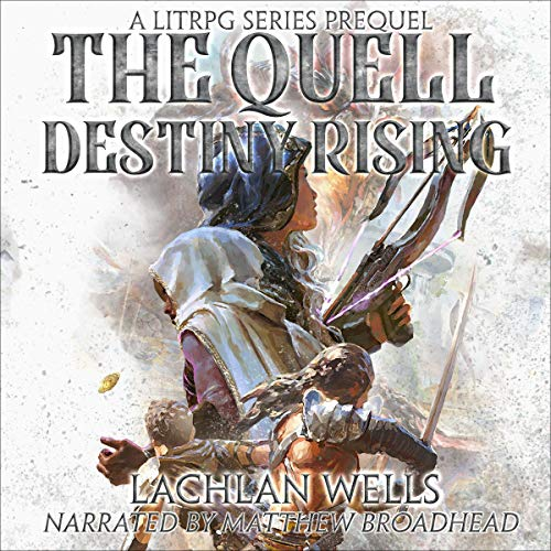 The Quell: Destiny Rising cover art