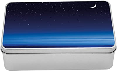 Amazon.com: EH-LIFE Jabonera portátil rectangular con tapa ...